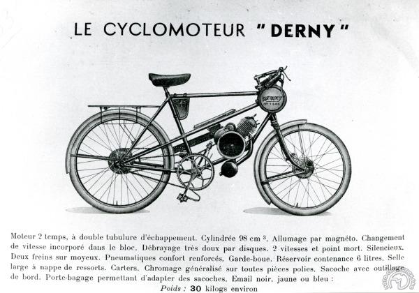 Tandem Derny: êtes-vous bi ? 1-Derny-100-type-Bordeaux-Paris-1938-0