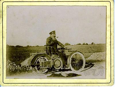 Léon Bollée 1897