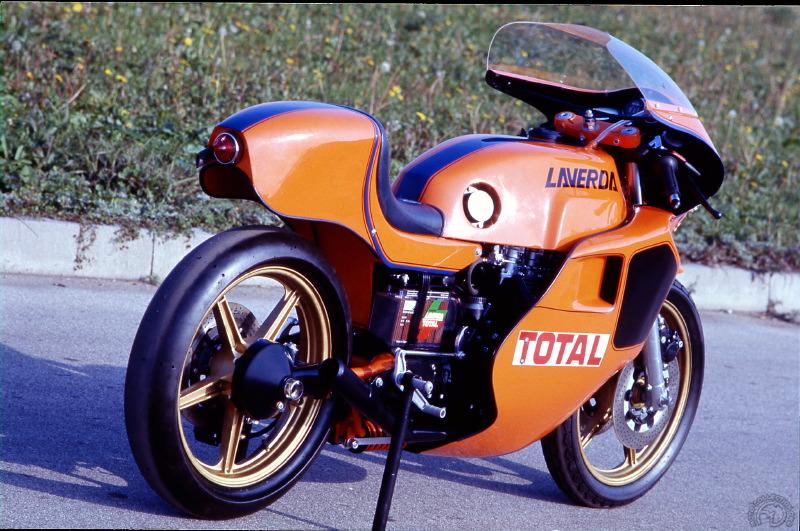 Laverda 1000 V6 - 1977-2017