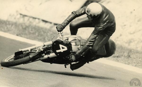 Collection Moto  Grand Prix de France 1953 à Rouen