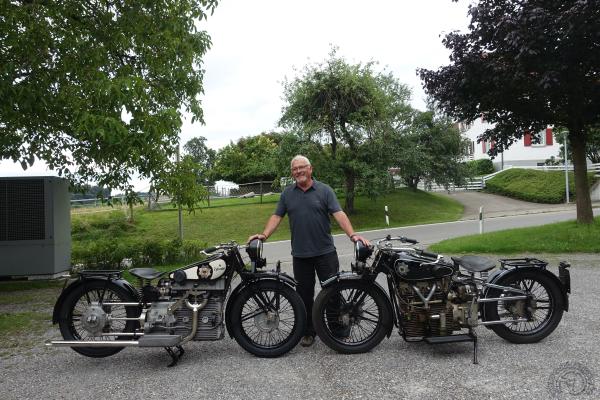 Collection Moto  Windhoff 750 et 1000 quatre-cylindres : des Berlinoises révolutionnaires