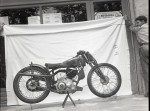 Jean Nougier réalise en 1948 quelques exemplaires d'une machine de Motoball sur base Terrot (très modifiée), mais il lui préférera rapidement le deux temps.