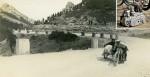 Une  Viratelle 700 à la course des Alpilles en 1923. Aucune 700 Viratelle complète n'est réapparue à ce jour, mais la fameuse collection Chapleur actuellement séquestrée par la mairie d'Amneville en possède un moteur (en vignette).