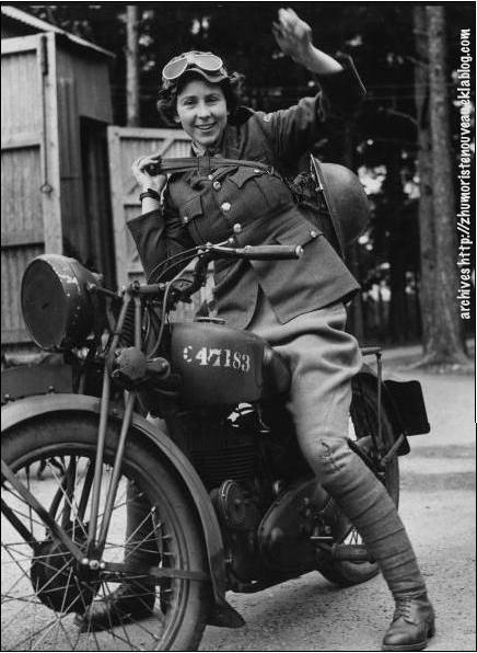 Estafette rieuse le 10 mai 1941