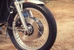 Profil, face, transmission, freins, je crois n'avoir jamais été aussi vite pour une revue photo de détails