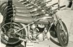 Les Nougier à moteur Villiers 232 cm3.
