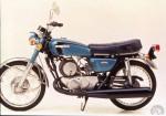 En 1972 et 73, Honda se pencha aussi sur le moteur Wankel avec ce mono-rotor refroidi par air sur base de 125 K5.