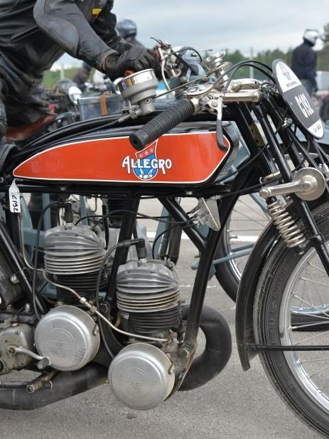 13f-Allegro 350 bimoteur 1929-1