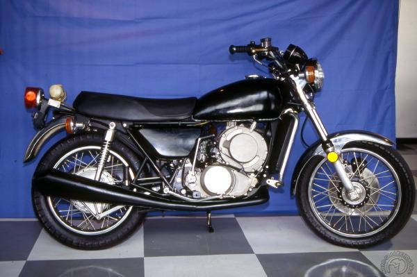 Toutes les motos à moteur rotatif Wankel
