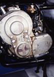 Kawasaki rotative prototype est refroidie par eau et apparemment bi-rotor.