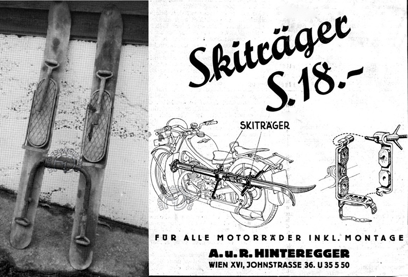 Ski autriche 1932