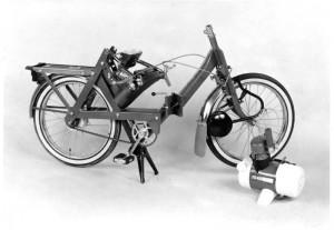 Révolution en 1973 avec ce modèle 5000 pliable,