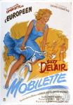 1952 : La Mobylette fait le buzz et monte même sur scène avec l'opérette «La Mobilette» créée en 1952 dont les vedettes sont la chanteuse-comédienne Suzy Delair et la Mobylette.