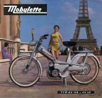 1967 : Pour les Français comme pour les Allemands ce prospectus de l'AV 46 de 1967 insiste sur le made in Paris avec un modèle tout très mode qui se pointe derrière.