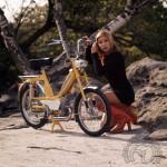1974 : Un problème technique mademoiselle ? Non impossible avec ce beau Cady M1PRTS  toutes options !