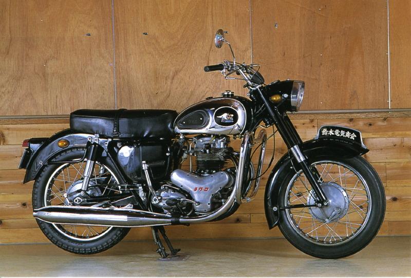 Meguro 500 K1 1962-036