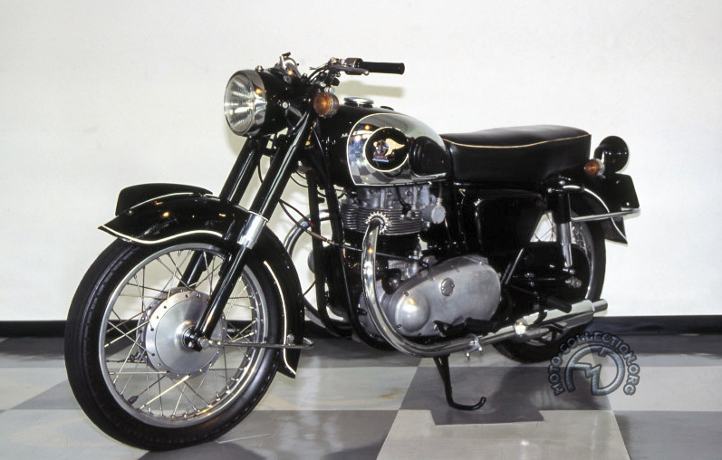 La 500 K2 de 1964.