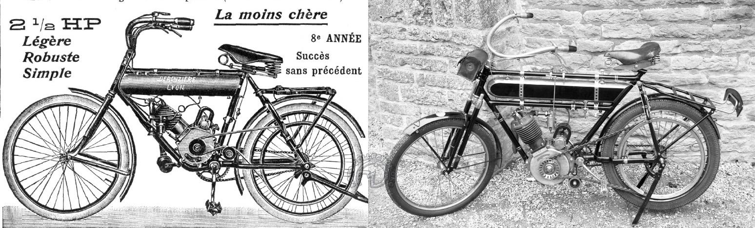 Dernière 1911 et Magnat Debon 1910