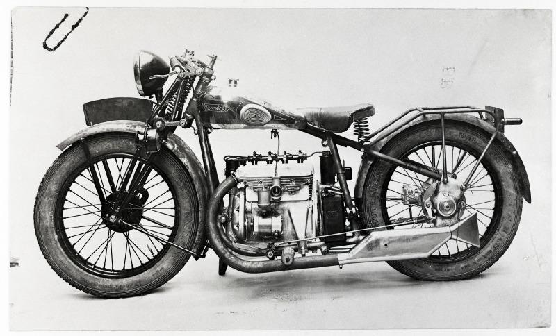 Motobécane 500 B5 1929 - préparation