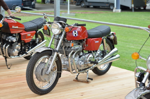 38-Healey 1000 Ariel four 1974-19
