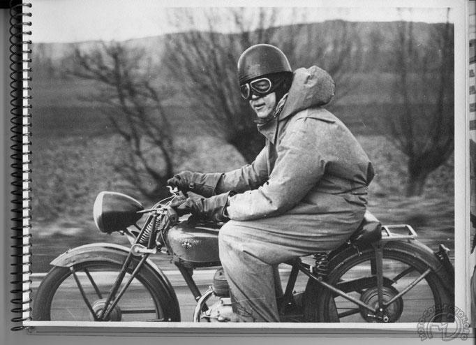 1948: Monneret crée le rêve en D45. 2020: 3 mecs en rêvent encore !