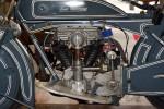 Un bloc-moteur, deux cylindres, un arbre à cames et une seule culasse il fallait oser, Louis Clément l'a fait.