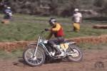 Sten Lundin sur Monark 500 au Norman Scramble à Beauval-en-Caux en 1991.