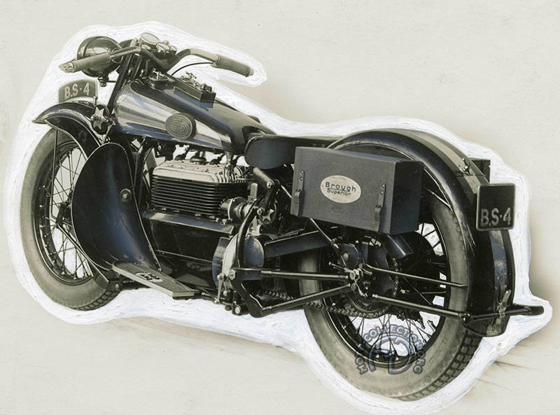 6-Brough Superior 900 L4  MAG Le Vack 1928-dm1