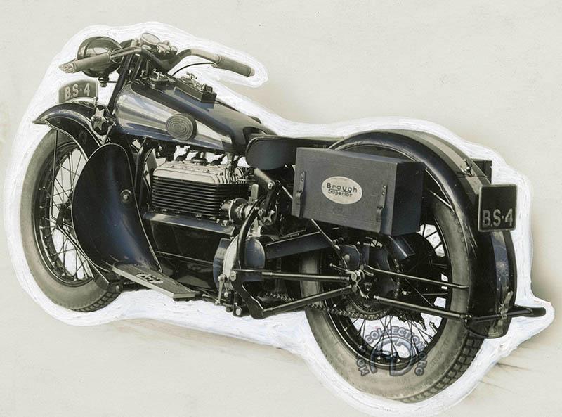 6-Brough Superior 900 L4  MAG Le Vack 1928-dm1