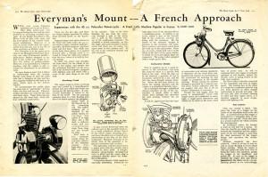 Les honneurs de la presse britannique en 1948