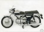 30 septembre 1970: présentation du prototype Sachs Hercules doté d'une transmission par arbre et cardans.