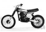 Ultime signature de Sten Lundin sur une moto : la Yamaha 500 HL de motocross de 1979.