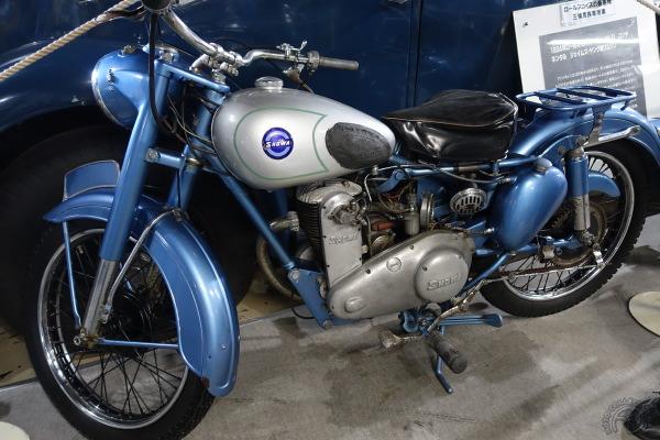 Showa 150 SH act 1953