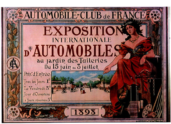 Collection Moto Mondial de l'Auto et de la Moto : 120 ans, non, 124!