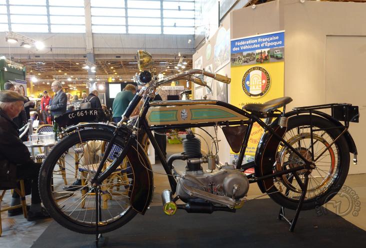 Alcyon 265 Ballot type C 1920-56