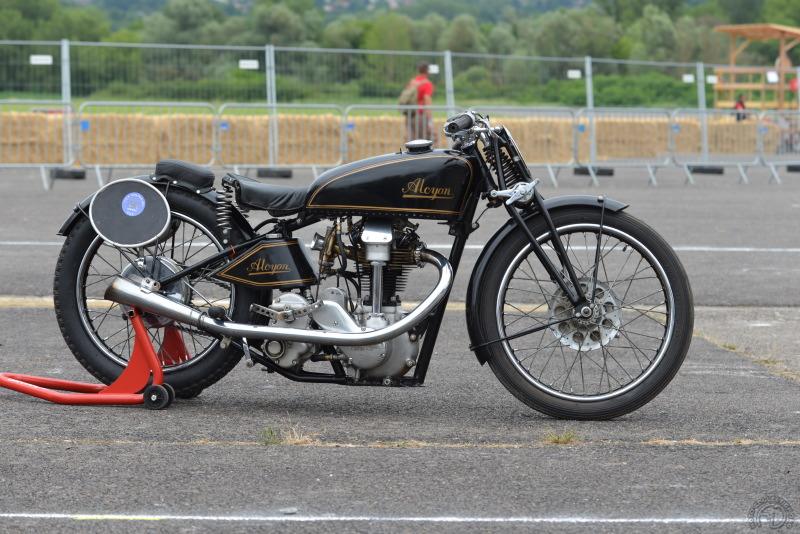 Alcyon 350 Zurcher ACT 1935