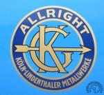 Allright Krieger Gnadig  1921