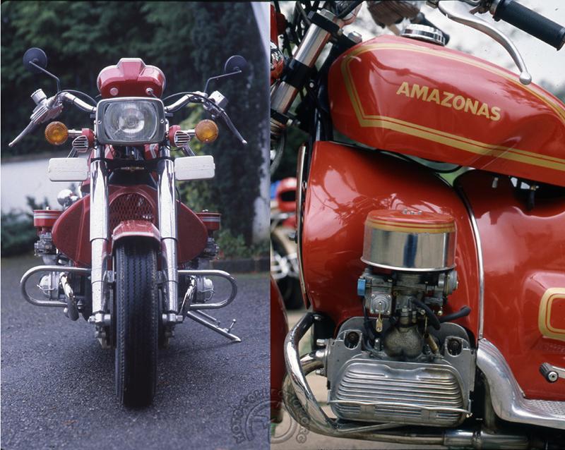 Amazonas 1600 1978-82-05