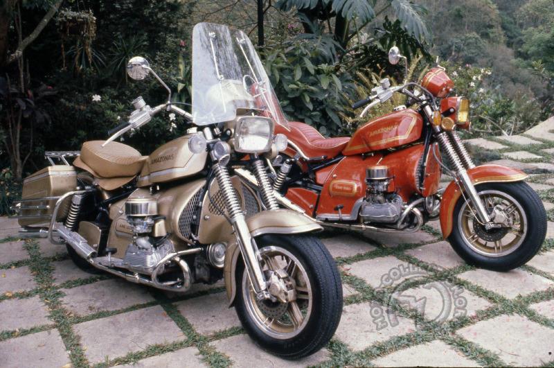 Amazonas 1600 1978-82