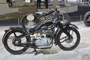 La BMW 200 R2 de 1931