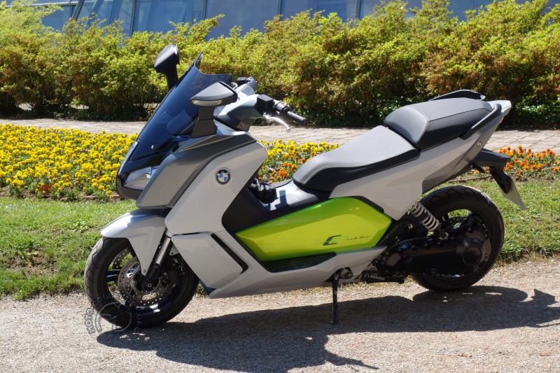 BMX C Evolution 2014 : le tout électrique de haut de gamme