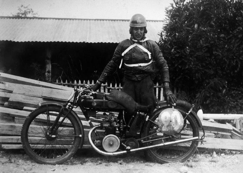 2e au GP d'Europe à Genève en 1928