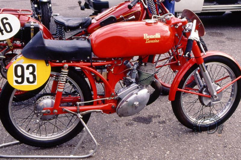 Benelli Leoncino2t 1953-1