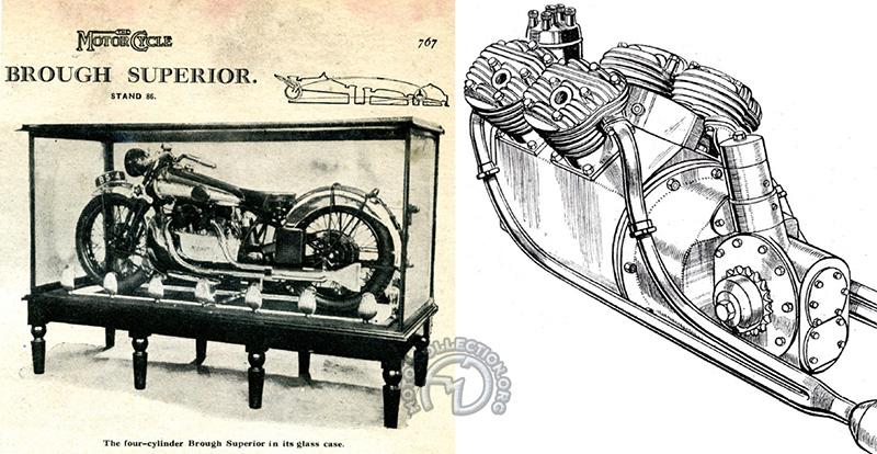 Brough Superior 1000 V4 1926-2