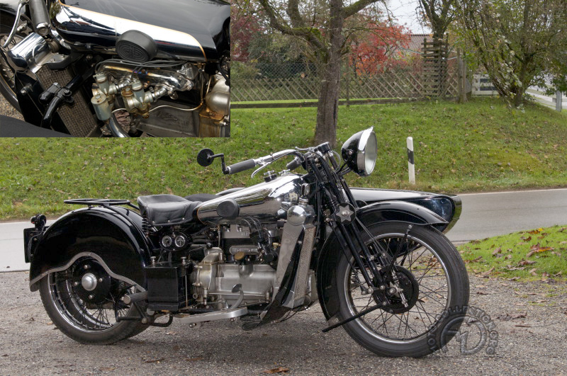 Brough Superior 800 L4 Austin 1932-34-07