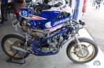 Les Chevallier 250 de 1981-82 étaient d'authentiques motos françaises : le cadre et la fourche sont l'œuvre d'Alain Chevallier et du moteur Yamaha ne restent guère que les carters.
