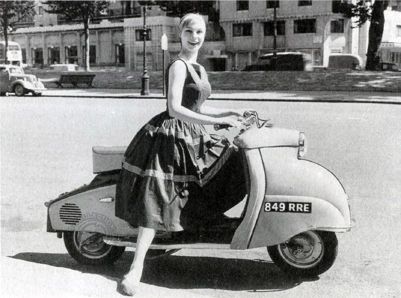 DKR 150 Dove 1957