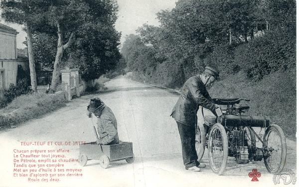 De Dion Quadricycle Cul-de-jatte-3