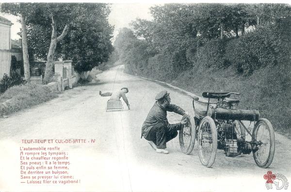 De Dion Quadricycle Cul-de-jatte-4