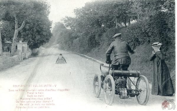 De Dion Quadricycle Cul-de-jatte-5